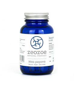 ZeoZoe, prírodné tablety na čistenie zubov