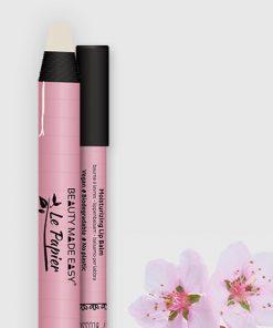 Prírodný balzam na pery v papierovom obale Le Papier, 6g – Cherry Blossom