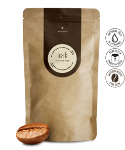MARK coffee peeling, 100-200g – Original
