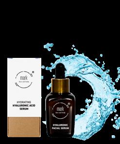 MARK Hyaluronic Acid Serum, 30 ml – s marhuľou, pre intenzívnu hydratáciu pleti